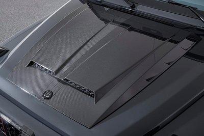 Mercedes-AMG G63 mạnh mẽ hơn, hấp dẫn hơn với hai bản độ đặc biệt từ Brabus a3