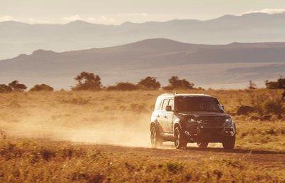Land Rover Defender 2020 tham gia chương trình thử nghiệm tại Lãnh địa Sư tử Kenya a10