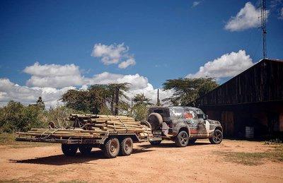 Land Rover Defender 2020 tham gia chương trình thử nghiệm tại Lãnh địa Sư tử Kenya a8