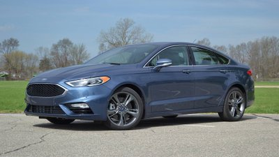 Ford Fusion Sport 2019.