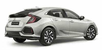 Honda Civic +Luxe chào giá từ 29.990 AUD