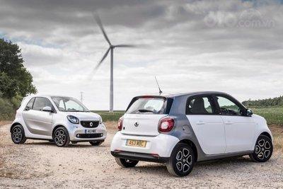 Quy định khí thải làm cho xe cỡ nhỏ chuyển hướng thành xe sạch