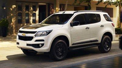 Doanh số SUV 7 chỗ tháng 6/2019 â6