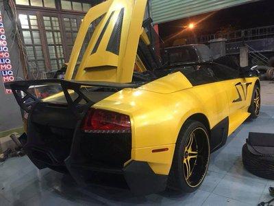 """Lamborghini Murcielago độc nhất tại Việt Nam """"lên đồ"""" trước khi đến Car Passion 2019 a1"""