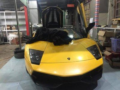 """Lamborghini Murcielago độc nhất tại Việt Nam """"lên đồ"""" trước khi đến Car Passion 2019 a2"""