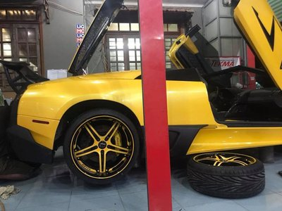 """Lamborghini Murcielago độc nhất tại Việt Nam """"lên đồ"""" trước khi đến Car Passion 2019 a4"""