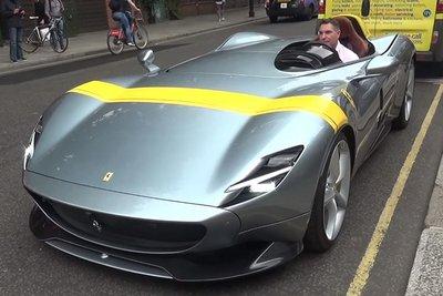 Ferrari Monza SP1 hét giá 42 tỷ đồng vẫn không có xe để bán a1