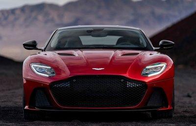10 xe hơi đẹp nhất thế giới hiện nay: Aston Martin DBS Superleggera,