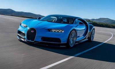 10 xe hơi đẹp nhất thế giới hiện nay: Bugatti Chiron.