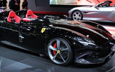 10 xe hơi đẹp nhất thế giới hiện nay: Ferrari Monza SP2.