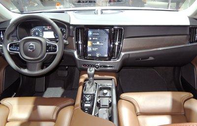 Nội thất của Volvo V90.