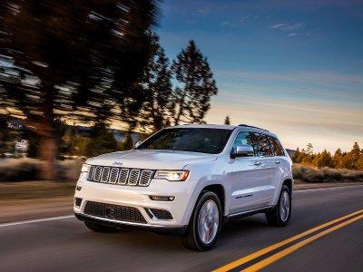 Jeep Grand Cherokee 2019.