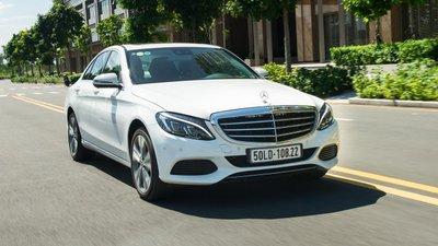 Mercedes-Benz C250 tại Việt Nam...