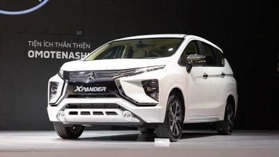 Mitsubishi Xpander lần đầu tiên được giới thiệu tại Việt Nam vào tháng 8/2018...