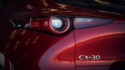 Mazda CX-30 chạy điện chốt lịch ra mắt vào năm sau a12