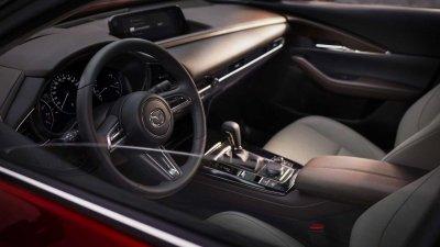 Mazda CX-30 chạy điện chốt lịch ra mắt vào năm sau a15