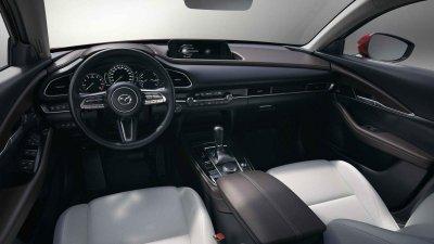 Mazda CX-30 chạy điện chốt lịch ra mắt vào năm sau a14