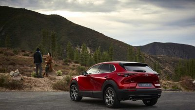 Mazda CX-30 chạy điện chốt lịch ra mắt vào năm sau a5