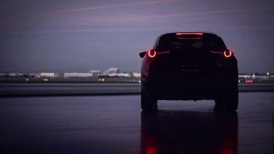 Mazda CX-30 chạy điện chốt lịch ra mắt vào năm sau a6