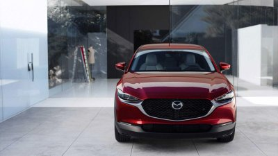 Mazda CX-30 chạy điện sẽ mở bán tại châu Âu, Bắc Mỹ vào năm sau a1