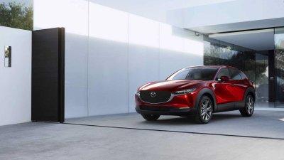 Mazda CX-30 chạy điện sẽ mở bán tại châu Âu, Bắc Mỹ vào năm sau a2