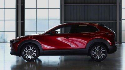 Mazda CX-30 chạy điện chốt lịch ra mắt vào năm sau a8