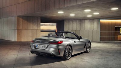 Chốt cao gấp rưỡi giá sàn, BMW Z4 2019 bản cao cấp có gì đặc biệt? a2
