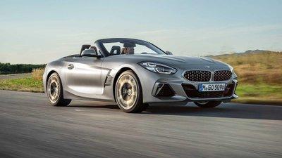 Chốt cao gấp rưỡi giá sàn, BMW Z4 2019 bản cao cấp có gì đặc biệt? a1