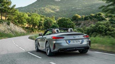 Chốt cao gấp rưỡi giá sàn, BMW Z4 2019 bản cao cấp có gì đặc biệt? a10