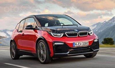 BMW i3 2019.
