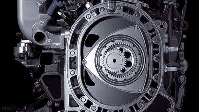 Động cơ xoay của Mazda.