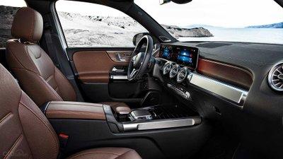 Mercedes-Benz GLB-Class 2020.