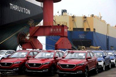 Thị trường ô tô tại Trung Quốc biến động mạnh