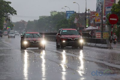 Hành trình trải nghiệm xe VinFast tại Việt Nam 1.