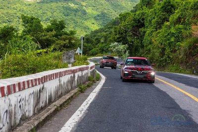 Hành trình trải nghiệm xe VinFast tại Việt Nam 3.