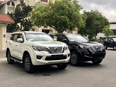 Ảnh Nissan Terra 2019 tại Việt Nam a1
