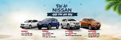 Khuyến mại tháng 06/2019 của Nissan: Ưu đãi tiền mặt từ 10-25 triệu đồng a1