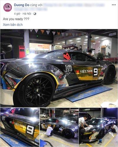 McLaren 650S Spider độ Liberty Walk của thiếu gia Dương Kon sẽ tới Car Passion 2019 a3