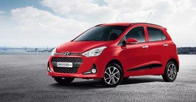 """Hyundai Grand i10 """"bất bại"""" trong phân khúc hạng A tháng 5."""