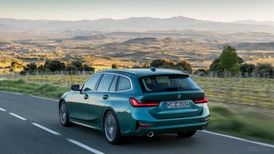 BMW 3-Series Touring 2020.
