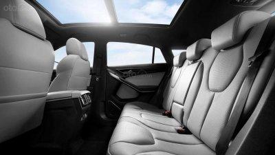 Ford Territory EV tích hợp công nghệ tân tiến