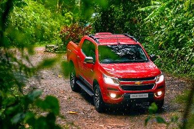 ưu nhược điểm của Chevrolet Colorado 2019 1.