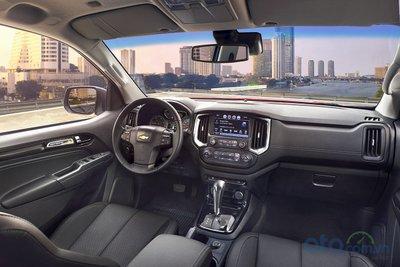 ưu nhược điểm của Chevrolet Colorado 2019 3.
