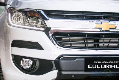 ưu nhược điểm của Chevrolet Colorado 2019 8.