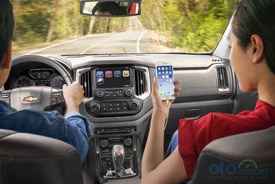 ưu nhược điểm của Chevrolet Colorado 2019 4.