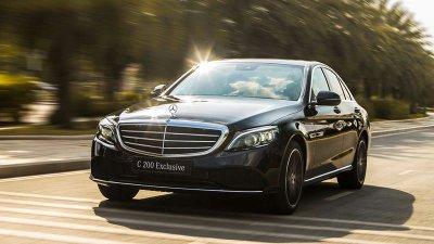 Ngoại thất xe Mercedes-Benz C200 2019...