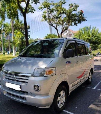Thông số kỹ thuật xe Suzuki APV a1