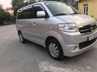Thông số kỹ thuật xe Suzuki APV a9