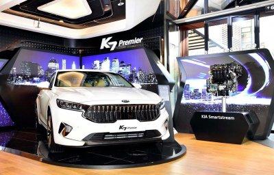 Kia K7 Premier 2020 trình làng, đối đầu với BMW 5-Series a9