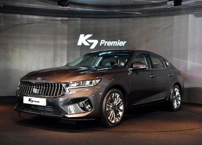 Kia K7 Premier 2020 trình làng, đối đầu với BMW 5-Series 1